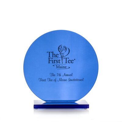 Cobalt Orbit Trophy